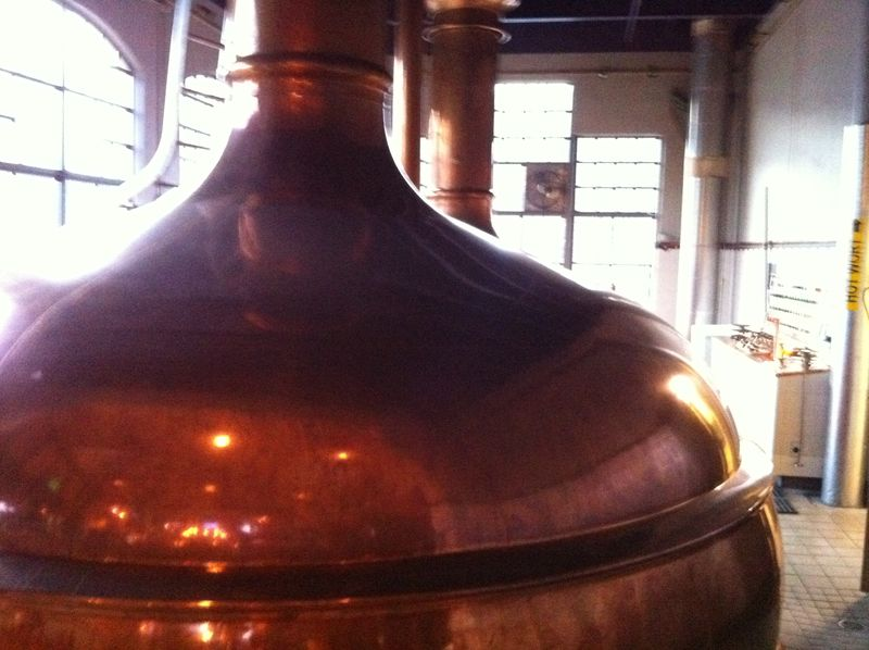 Big copper kettle, McTarnahan's