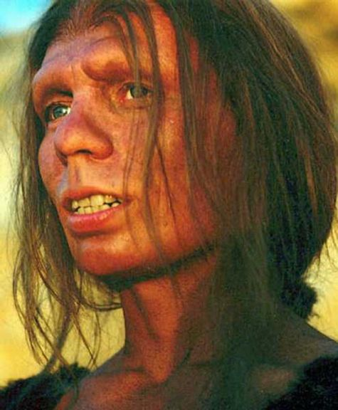 Denisovan woman