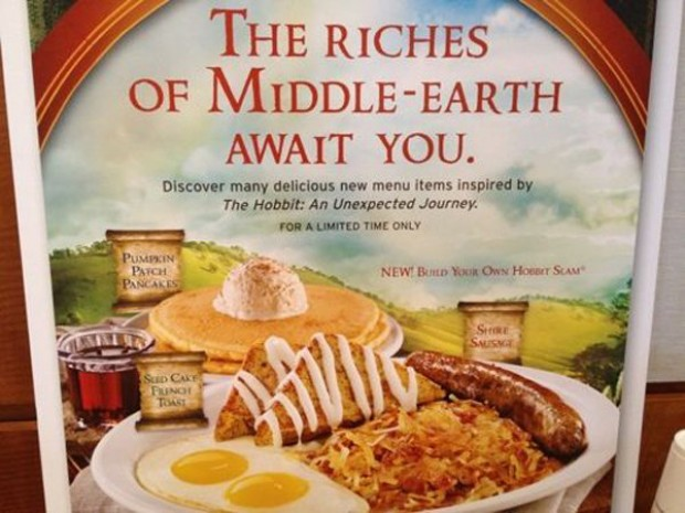The riches of middle-earth