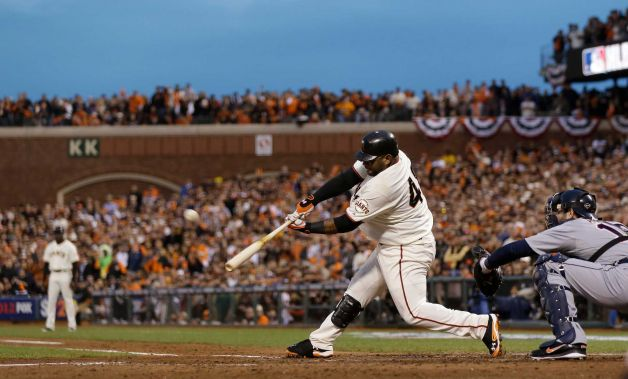 3 homers for the Panda