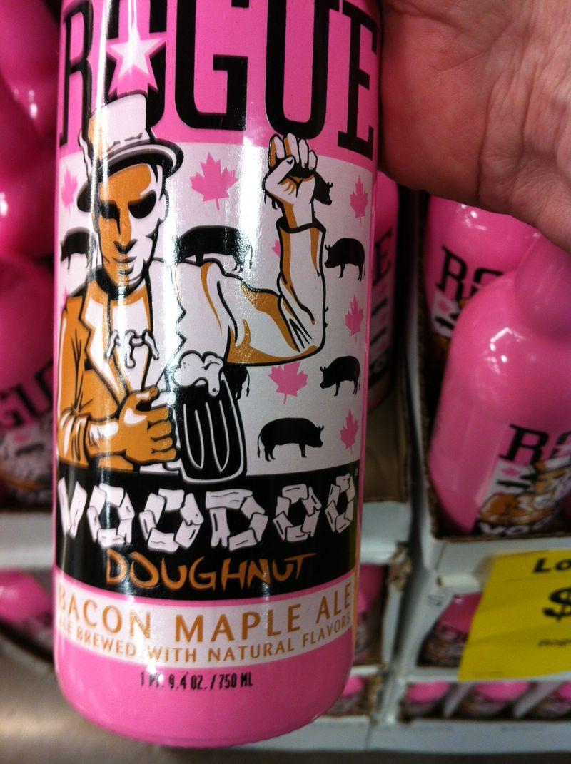 Bacon maple ale