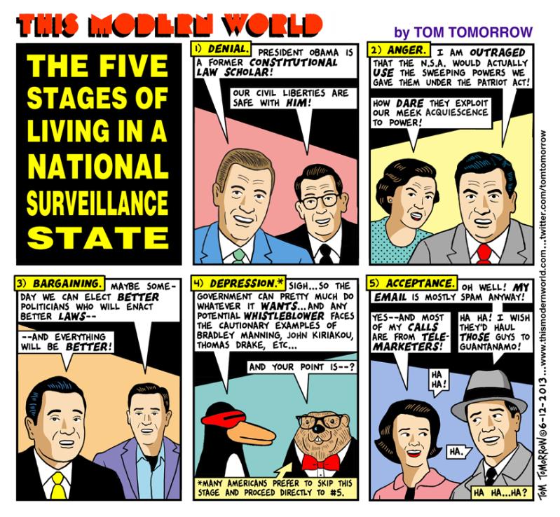 National surveillance state