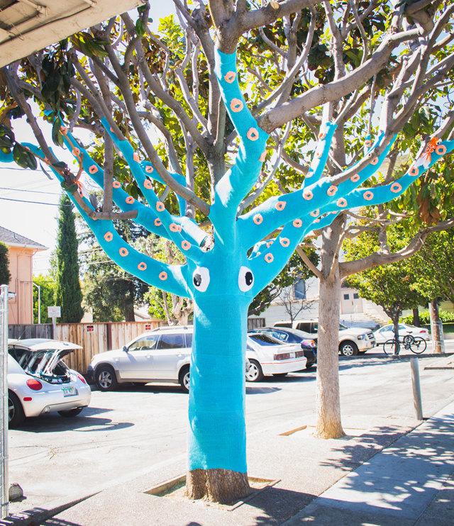 Tree or squid?