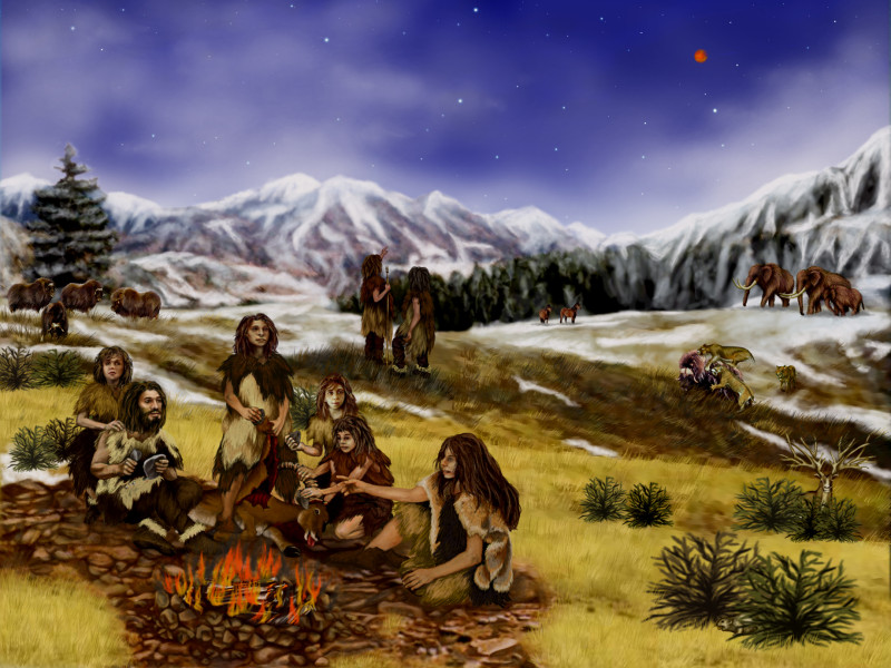 Neanderthals were good parents