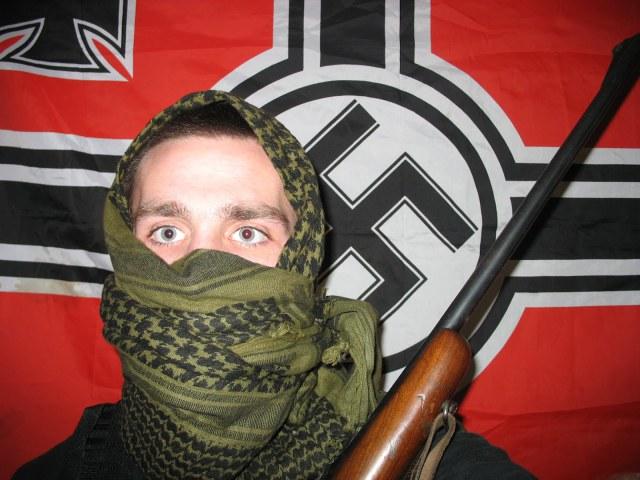 Neo-Nazi Ukrainian