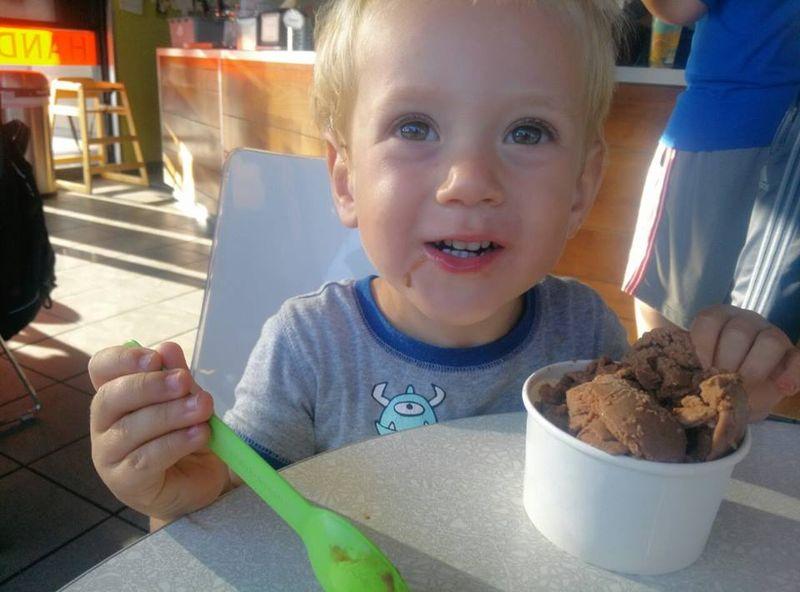 0 and ice cream