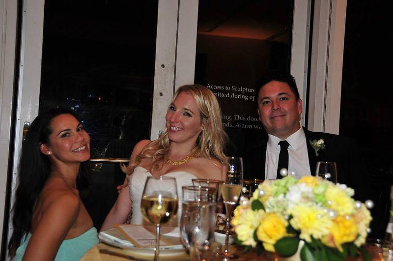 Cheree, Robin & Matt