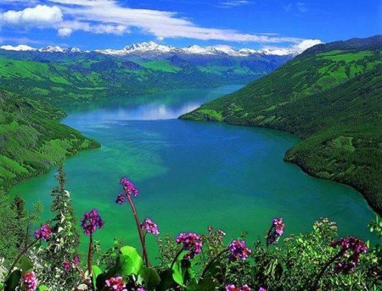 Kanas Lake, China