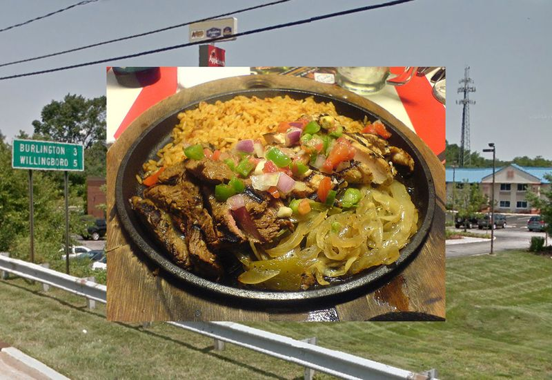 Picture of sizzling platter