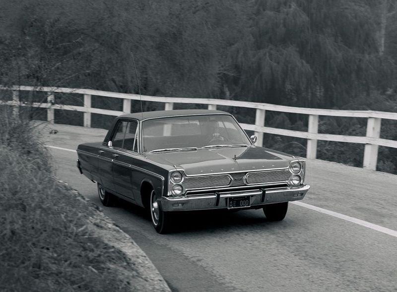 1965 Plymouth Fury VIP