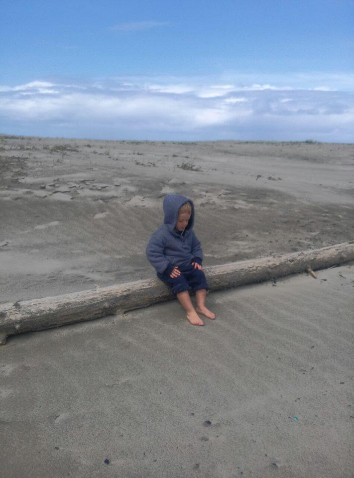 At the beach again 2