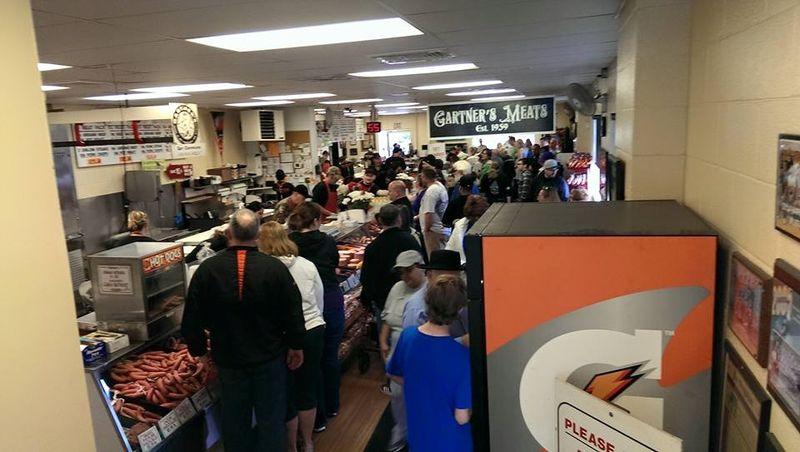 Gartner's, the best meat store in Portland