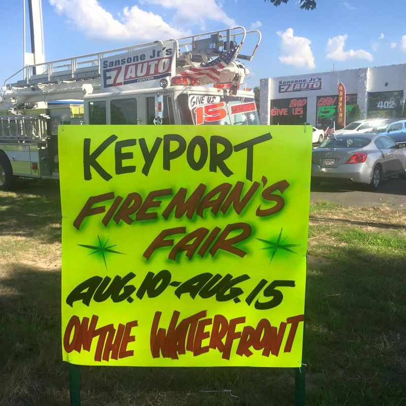 Fireman's Fair