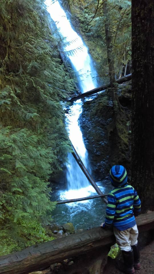 Murhut Falls 1