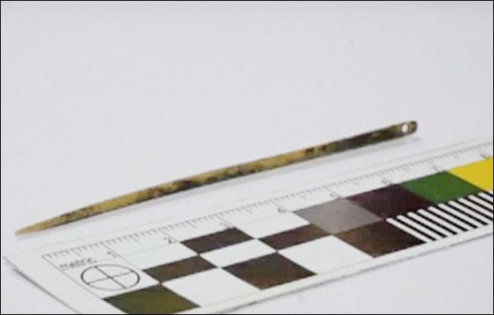 World's oldest needle