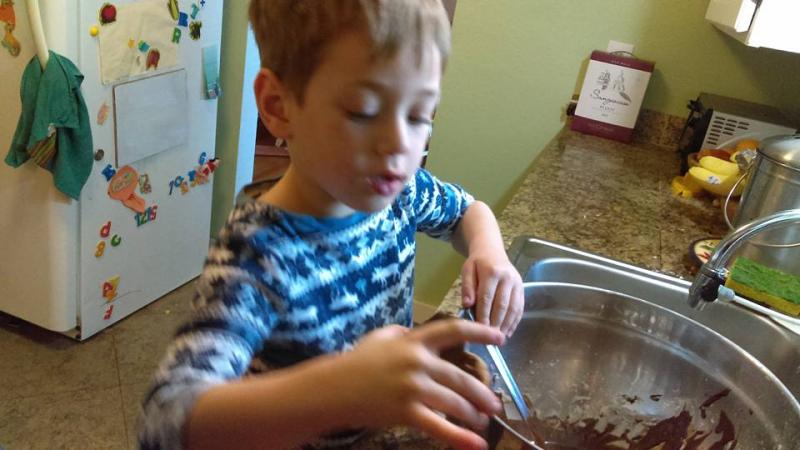 Making cookies 3