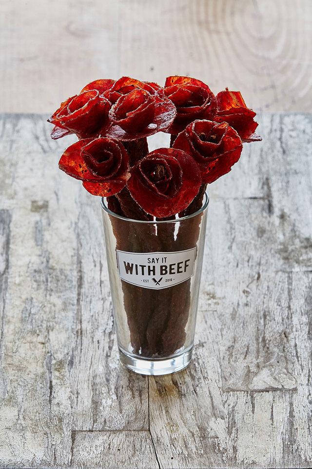 Beef-jerky-flowers-1