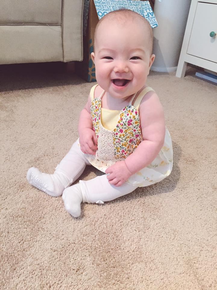 Happy baby 4