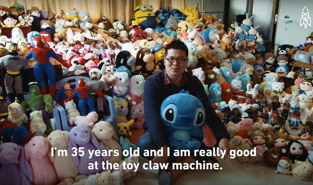 Claw-machine-master-video