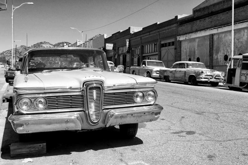 Ford Edsel Bisbee  Arizona
