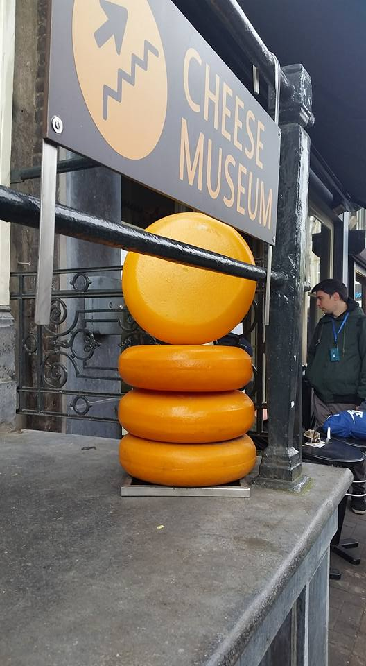 Cheese museum  Driel  Netherlands
