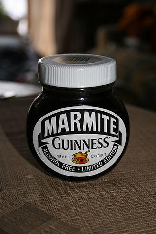 Marmite guinness