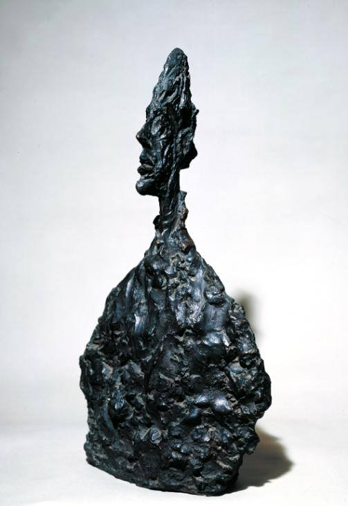 Alberto Giacometti  Bust of Diego 1955