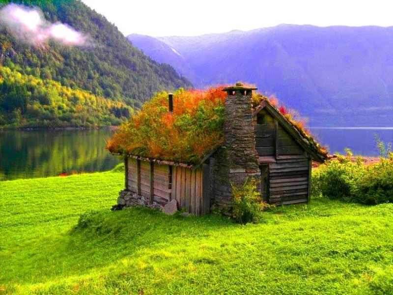 Cottage in Norway