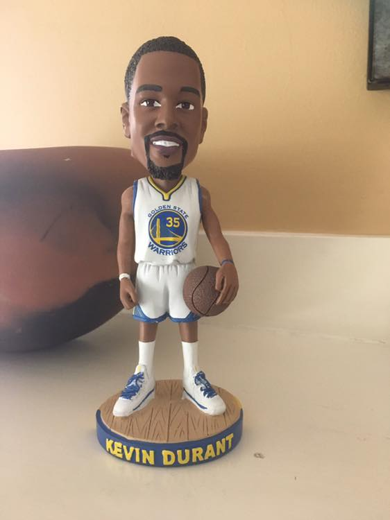 Bobblehead Kevin Durant
