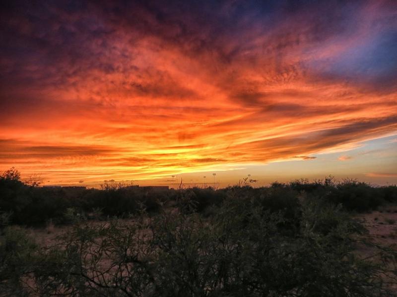 San Pedro Valley  Arizona