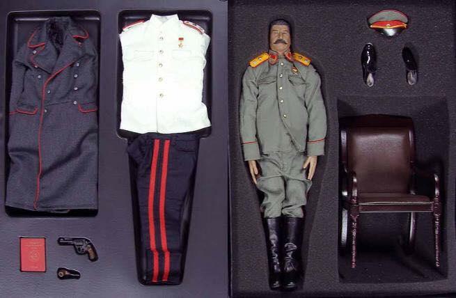 Stalin doll