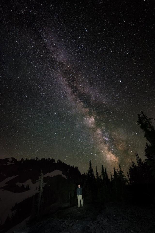 The Milky Way with Ken Schneider
