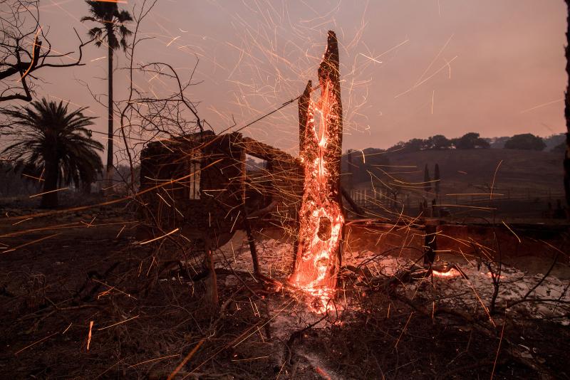 North Bay fire 9