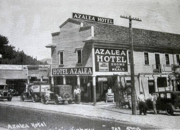 Azalea Hotel  Azalea OR