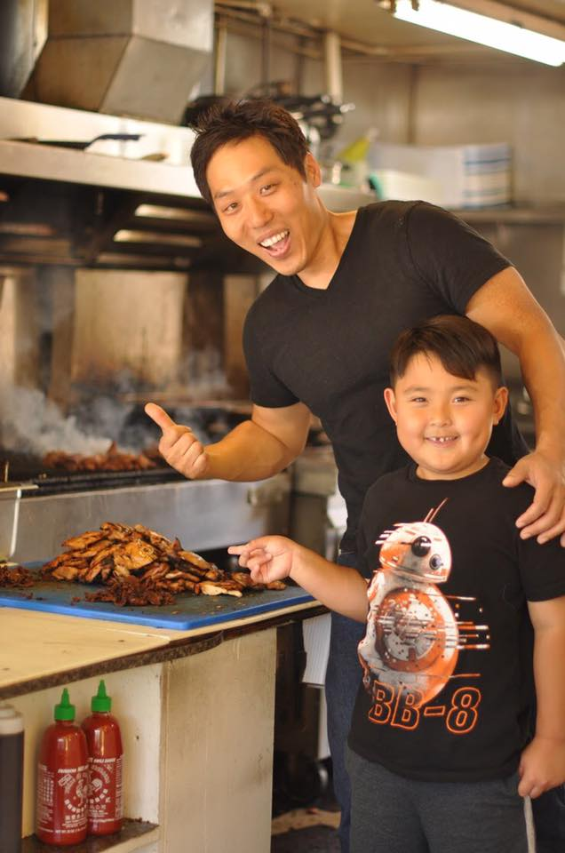Du's  our favorite teriyaki grill