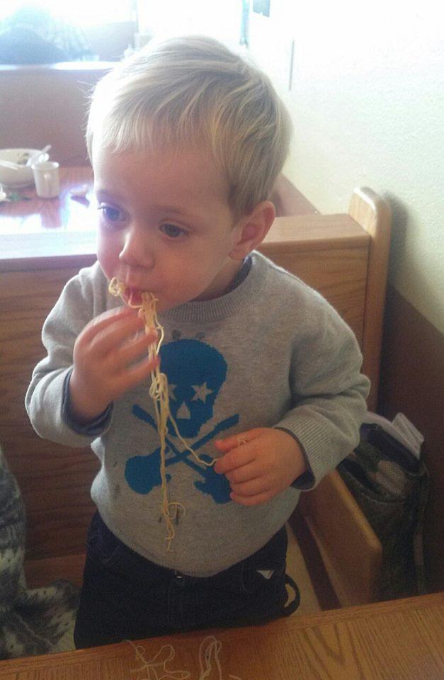 Noodling 1