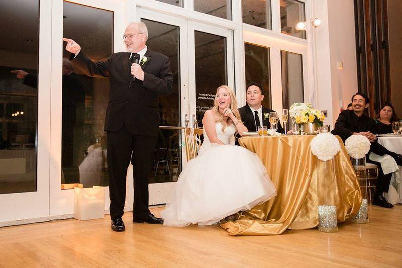 Wedding toast 1