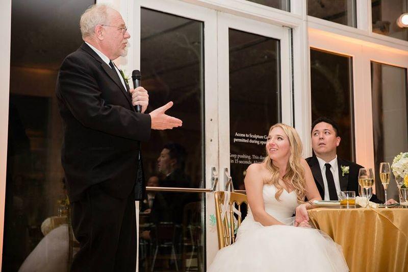 Wedding toast 2