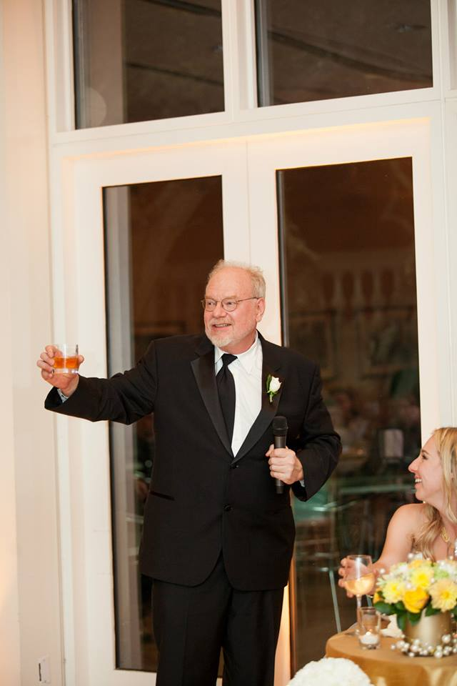 Wedding toast 4