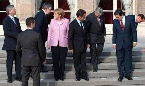 EU leaders looking for Putin