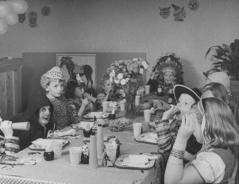 Halloween 1950