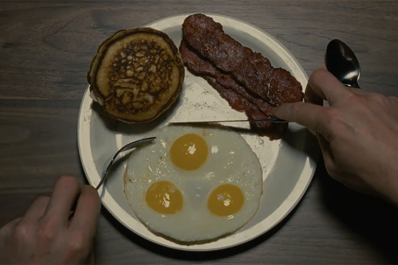 The Accountant's breakfast