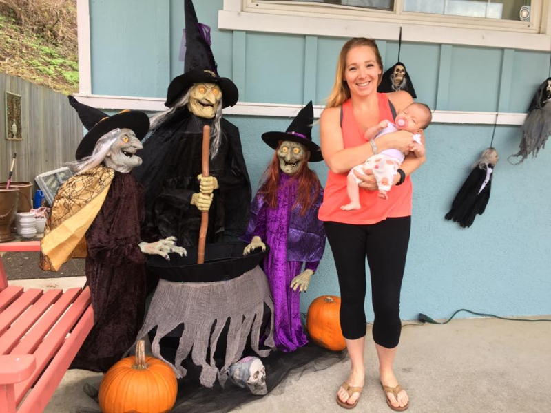 Robin, Kinsley and witches