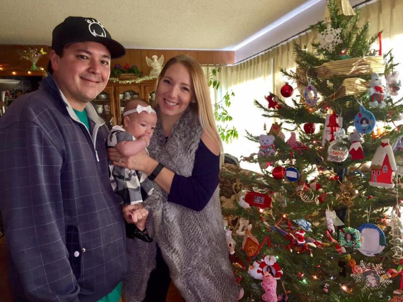 K and Christmas