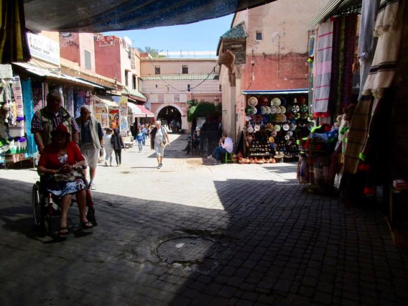 More morocco