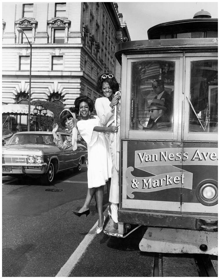 The Supremes  San Francisco  1966