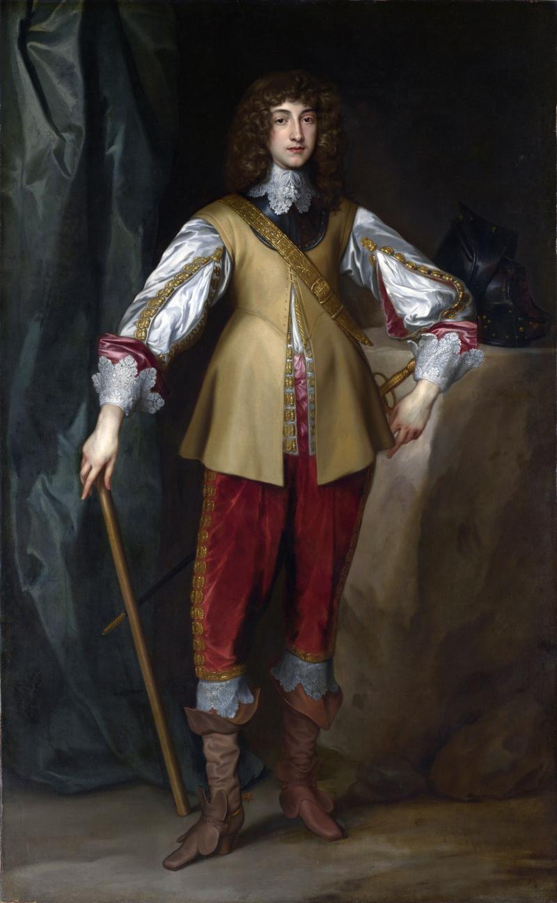 Prince Rupert  archetypal cavalier