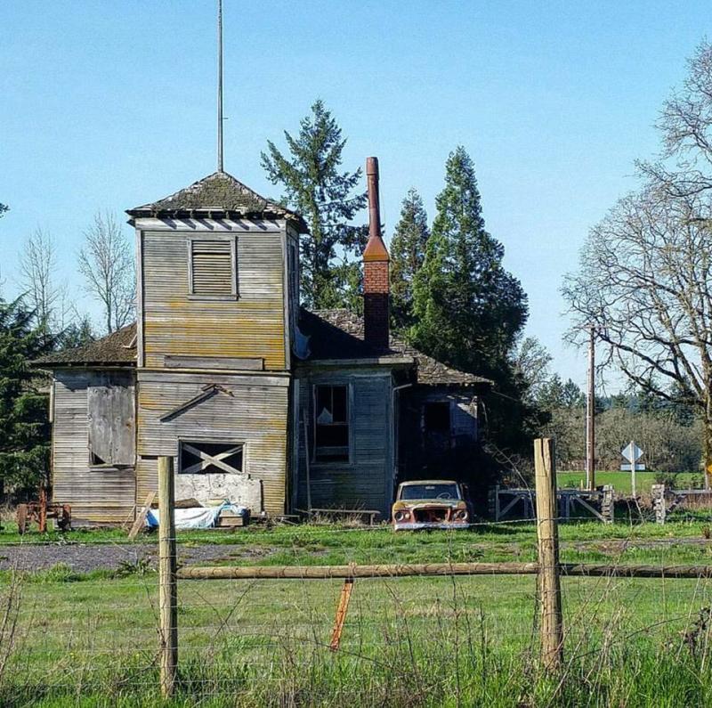 Kinton Schoolhouse  Hillsboro  OR