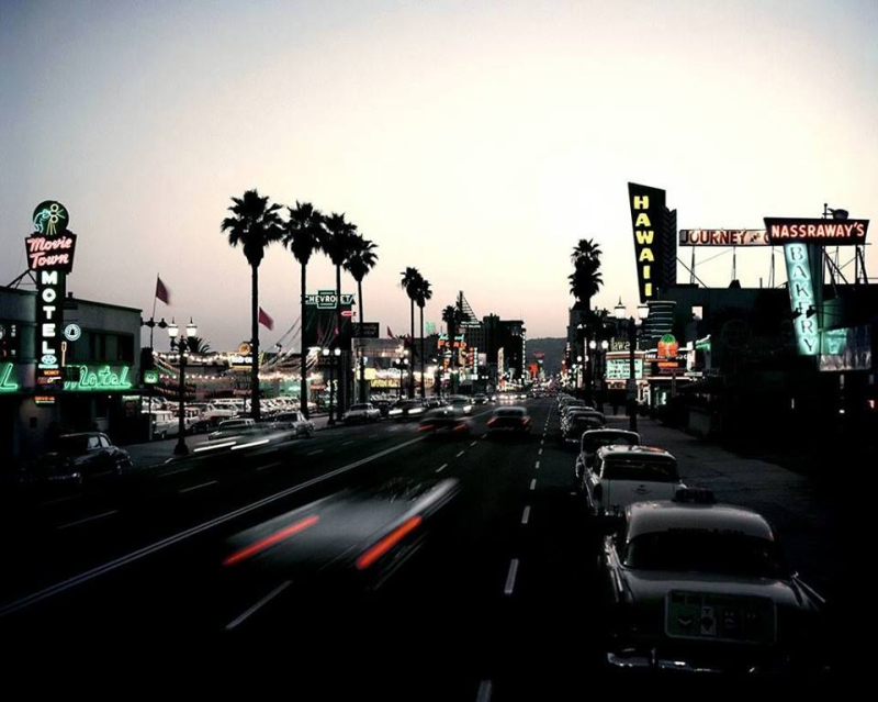 Hollywood  1959
