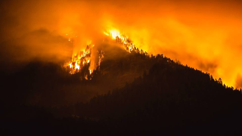 Eagle Creek fire  Oregon